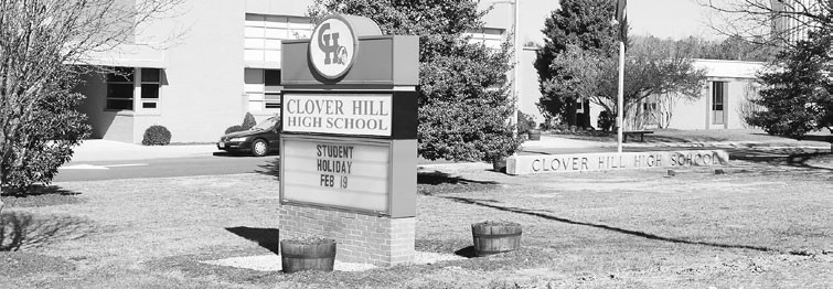 Multiple uses proposed for old Clover Hill High School
