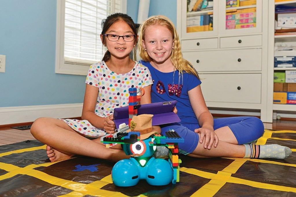 Third-graders win international robotics challenge   Chesterfield Observer