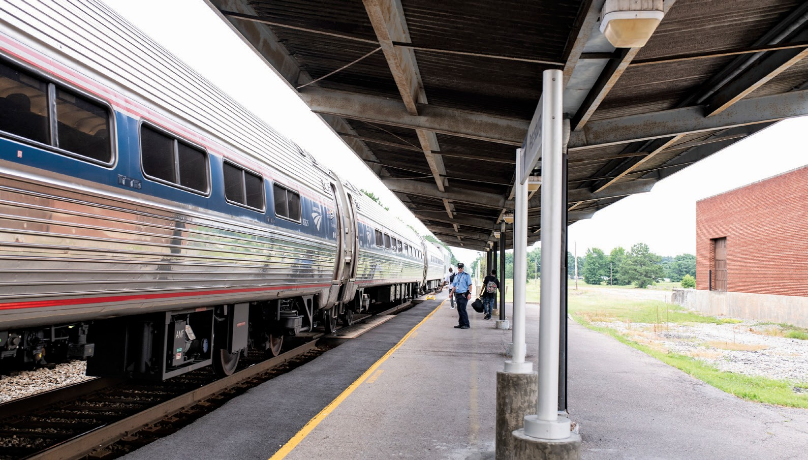 Ettrick group: Relocating train station too costly | Chesterfield