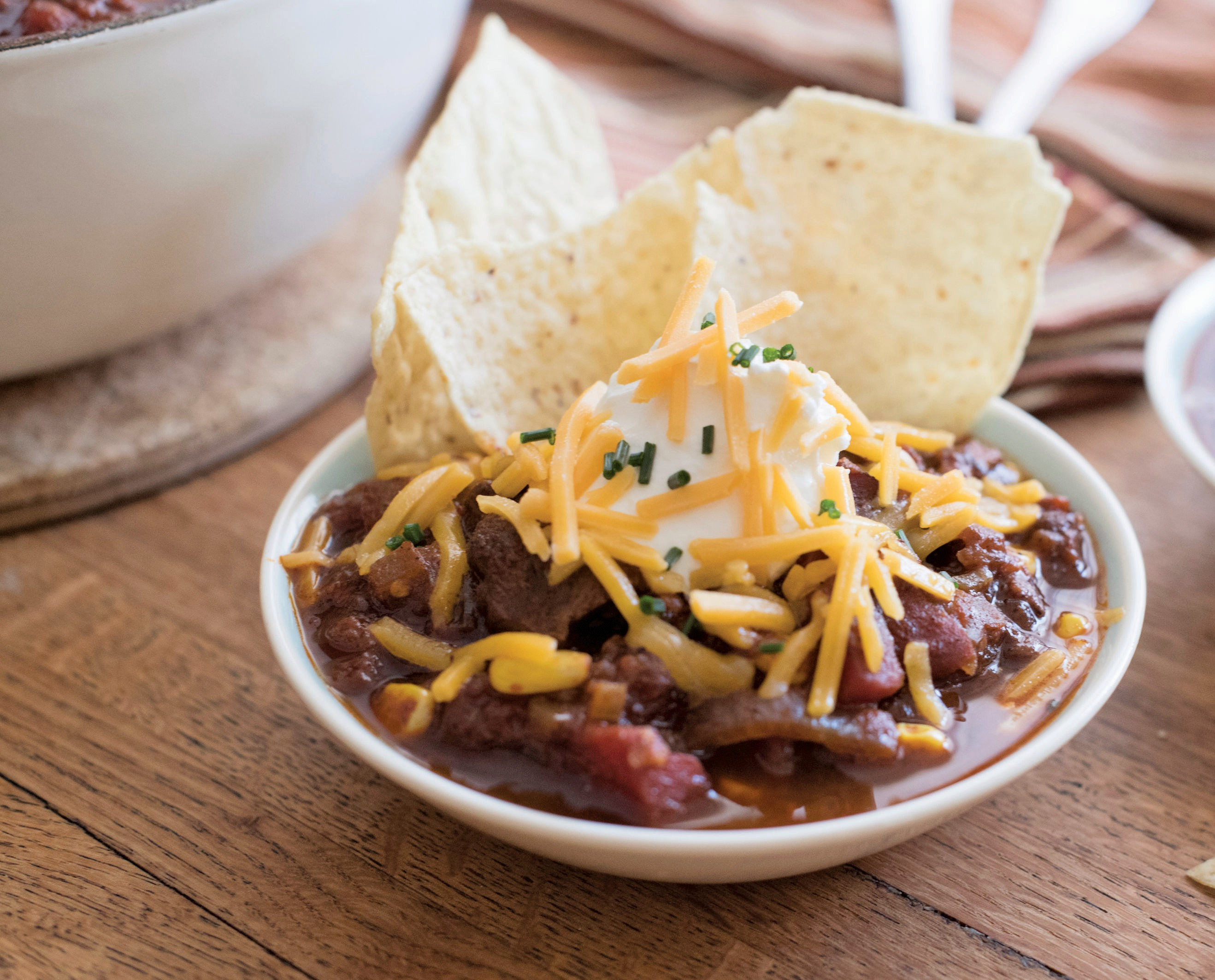 Tackle Game Day With Chocolate Guinness Steak Chili Chesterfield Observer