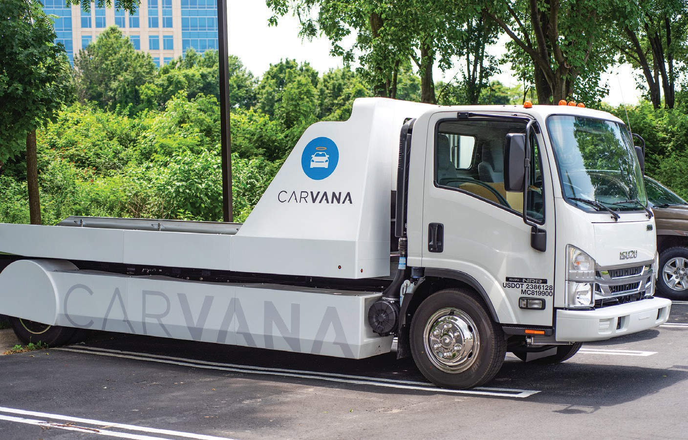 Before construction, Carvana to give historians access to