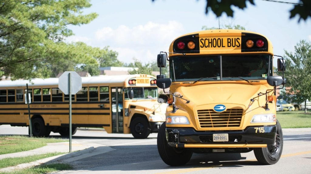 School system still working to curb busing issues