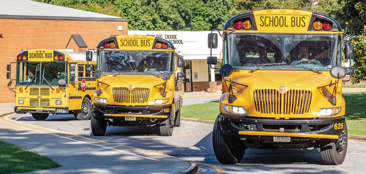 Driver vacancies, late buses continue to plague school ...
