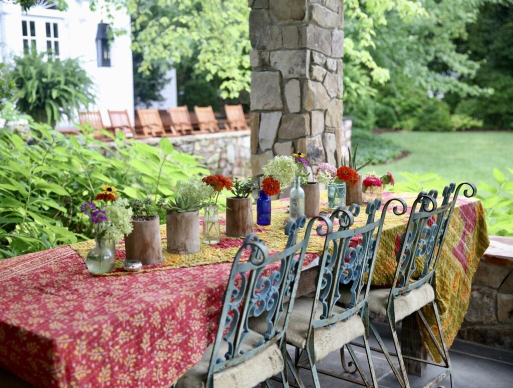 Historic Garden Week 2021, Don & Jane Cowles, Richmond Courtesy of The Garden Club of Virginia